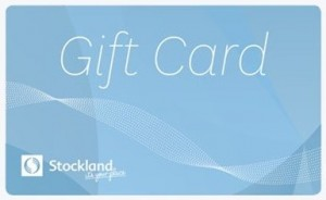Stockland Gift Card